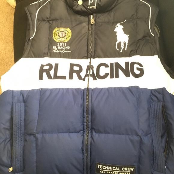 Ralph Lauren Racing Polo Rare b6yf7Ygv